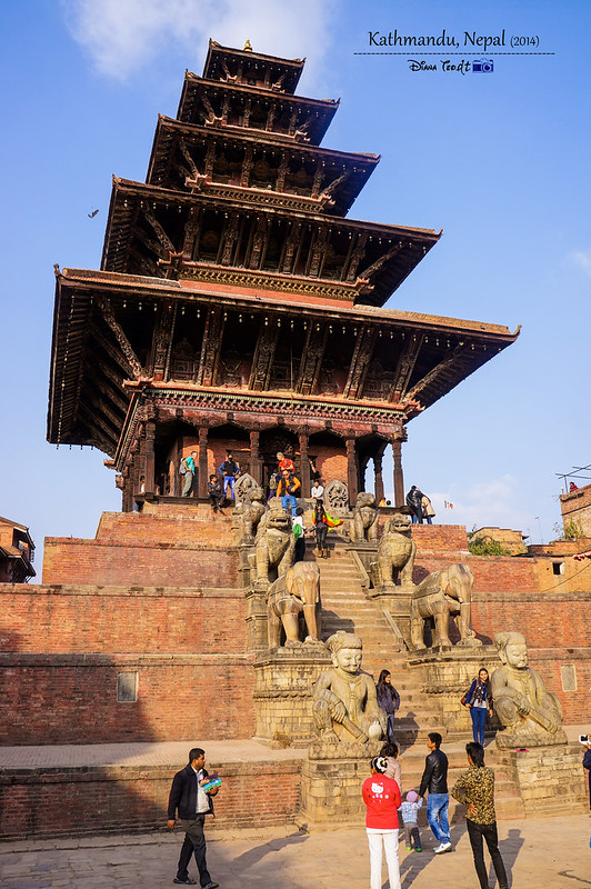 2014 Nepal Kathmandu Kathmandu Durbar Square 4