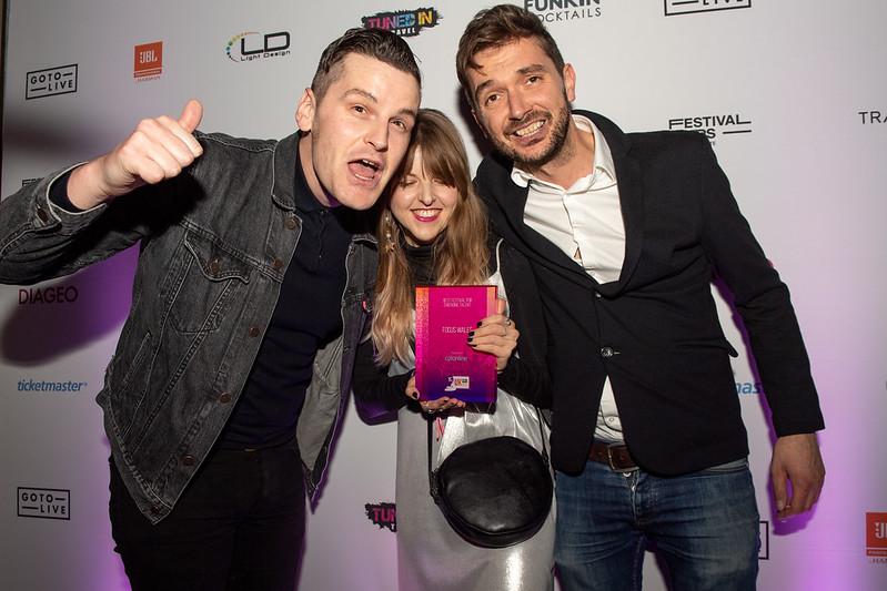 UK Festival Awards 2019 - Emerging Talent