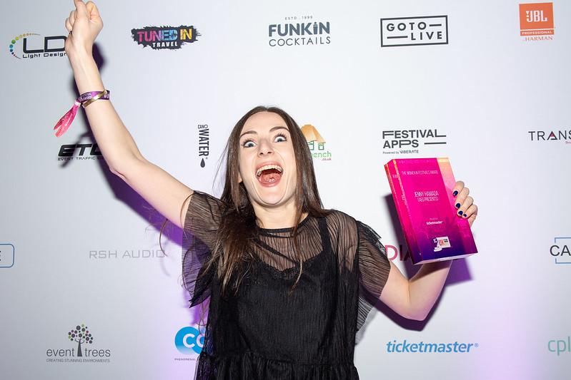 Uk Festival Awards - The Woman In Festivals