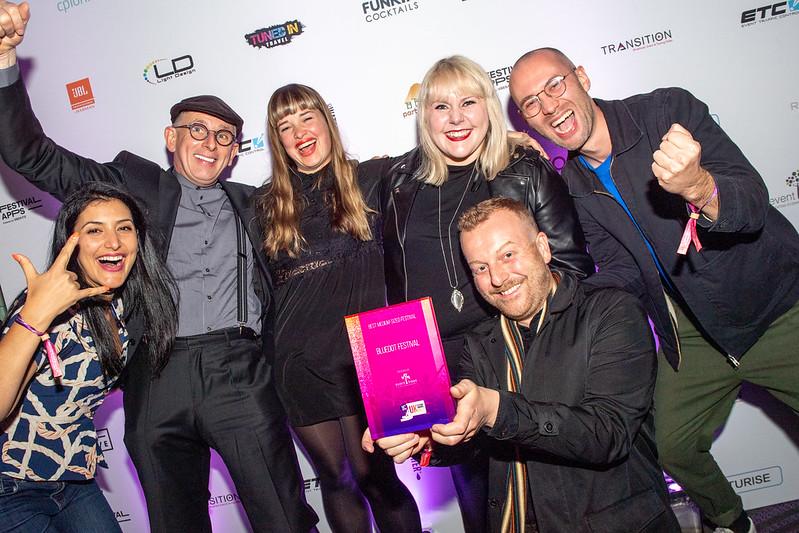 Uk Festival Awards - Best Medium Sized Festival