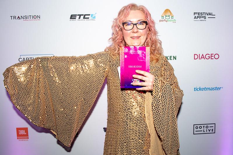 Uk Festival Awards - Outstanding Contribution