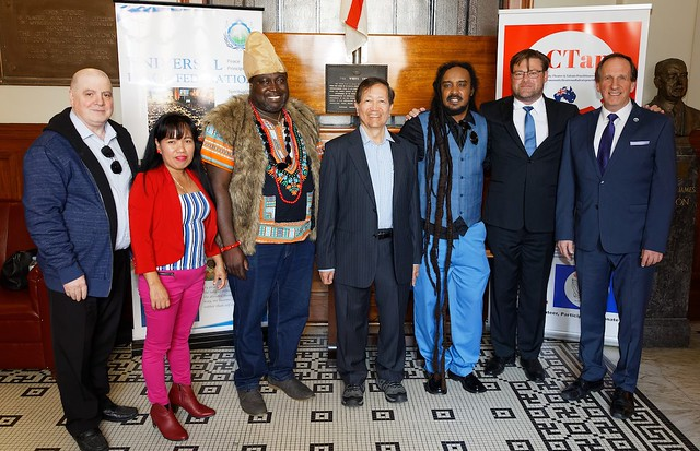 Australia-2019-10-12-Australians Promote Peace through Performing Arts