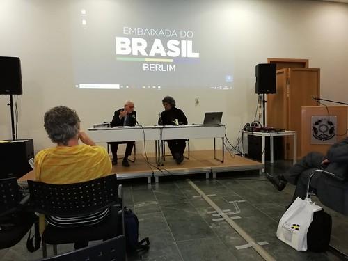 19.11. Diretora-Geral participa em colóquio sobre meio ambiente organizado pela DASP