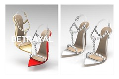 Kristal Sandals @ THE GALLERIA