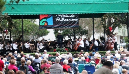 A FREE Holiday Pops Concert with the Orlando Philharmonic
