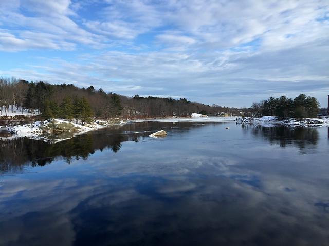 A Quiet Aloneness~ Androscoggin River Series