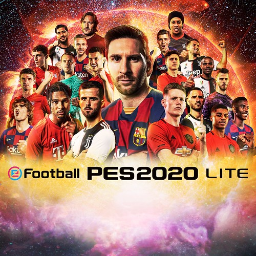 Thumbnail of eFootball PES 2020 LITE on PS4