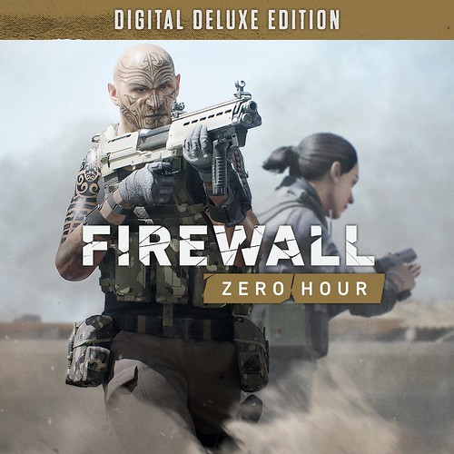 Thumbnail of Firewall Zero Hour Digital Deluxe Edition on PS4