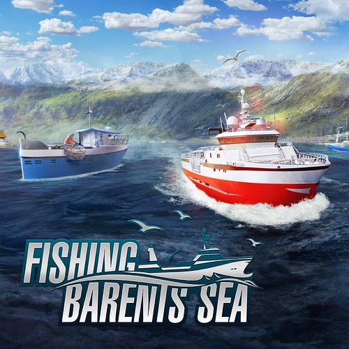 Thumbnail of Fishing: Barents Sea Complete Edition on PS4