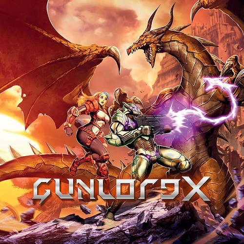 Thumbnail of Gunlord X on PS4