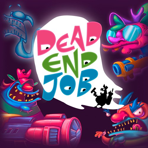 Thumbnail of Dead End Job on PS4