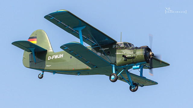 D-FWJH Antonov AN-2