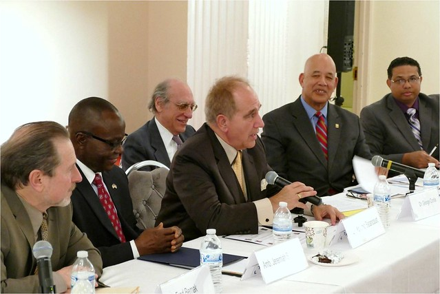 Washington DC-2014-11-19-Peace & Security Forum on Ebola