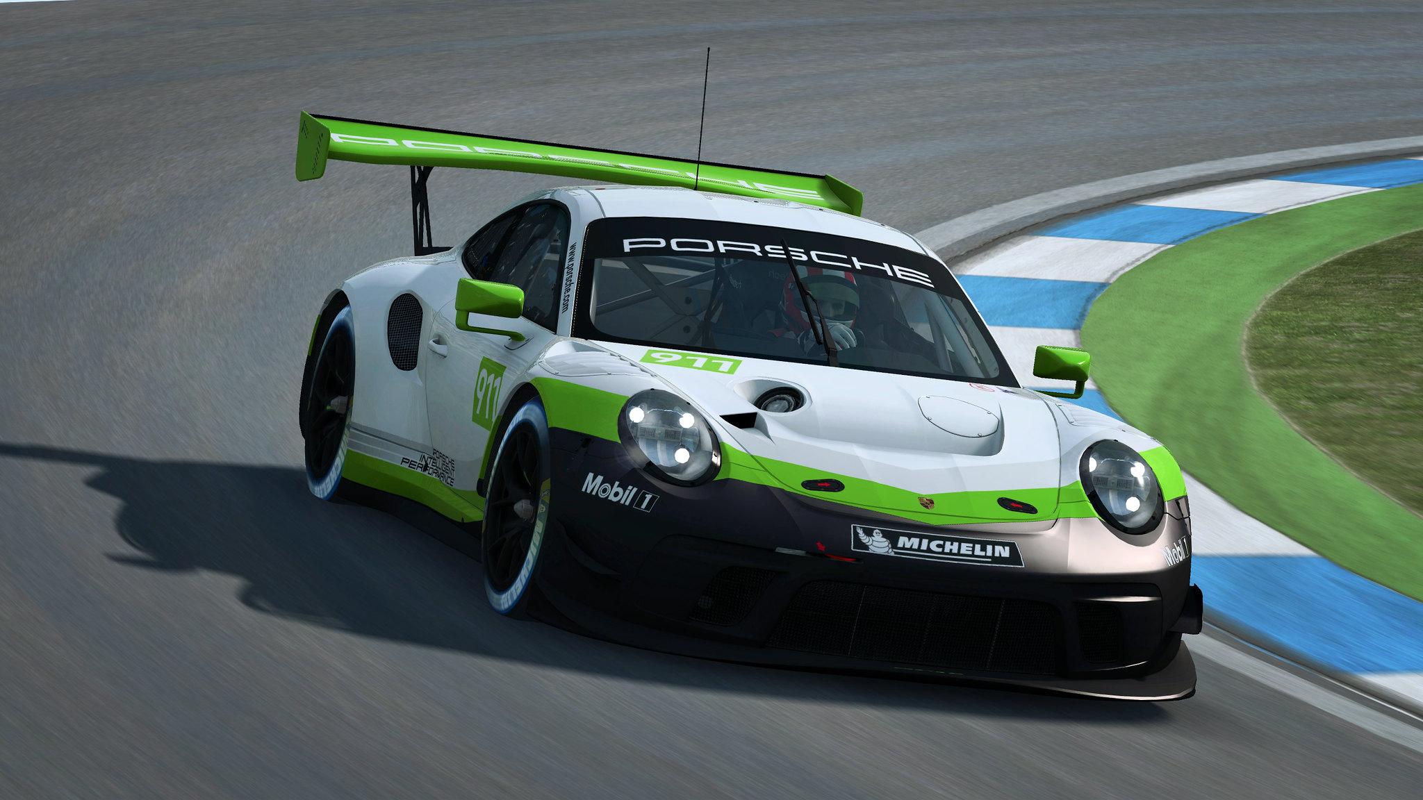 R3E Porsche 911 GT3 R 2