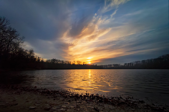 Lake sunset | HUAWEI P30 Pro