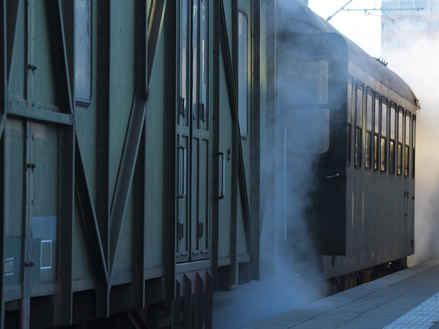 Xmas Steam Express 03