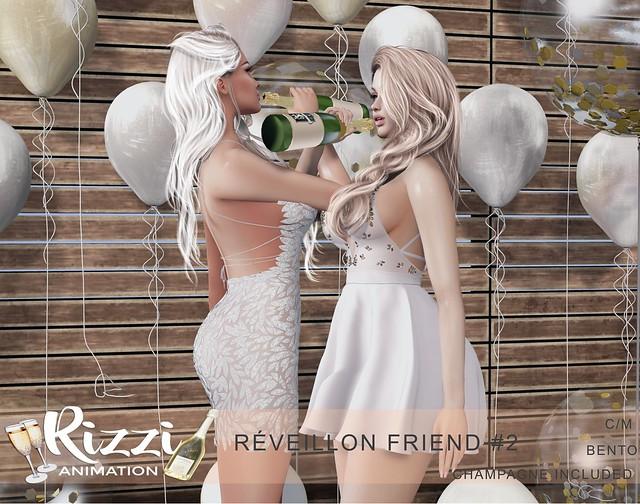 Pack Réveillon Friend #2