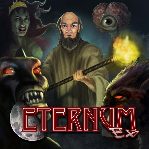 Thumbnail of Eternum Ex on PS4