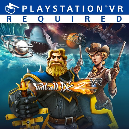Thumbnail of Pinball FX2 VR Ultimate Bundle on PS4