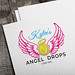 Johnny_Designer posted a photo:	This a Logo design for CBD Business for kyelee's Angel Drop.I created it for one of my best Fiverr clients. Hire me on Fiverr:www.fiverr.com/share/38aD69