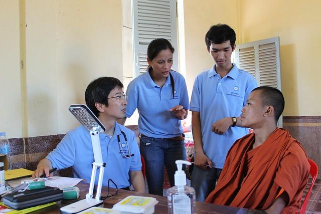 Cambodia-2014-October~November-Medical Service