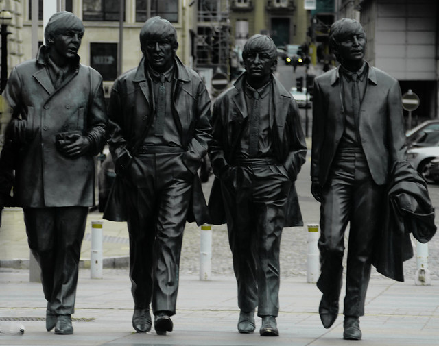 Just four Boys from the City ! apb