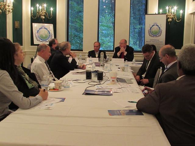 Washington DC-2014-10-08-Peace and Security forum on BRICS