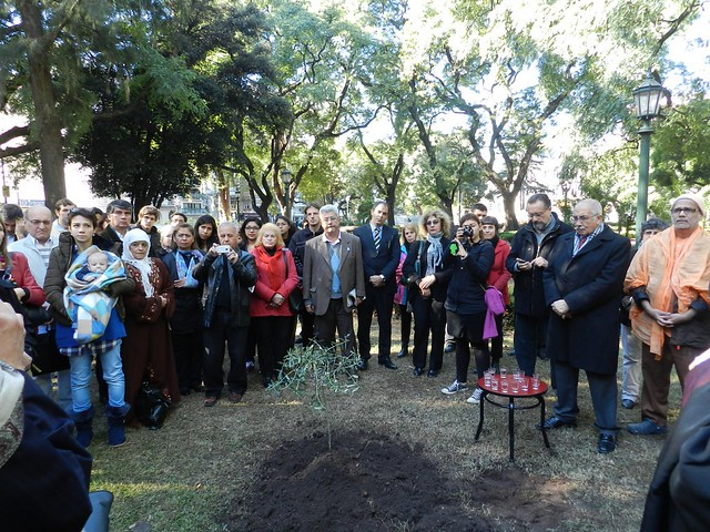 Argentina-2014-05-26-Planting an olive tree for life and peace