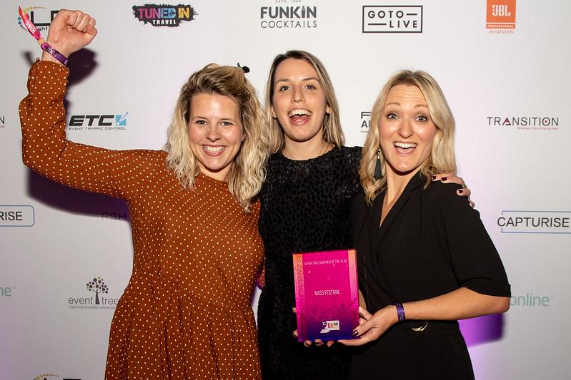 UK Festival Awards 2019 - Marketing Campaign