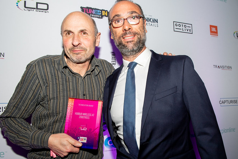 Uk Festival Awards - Innovation