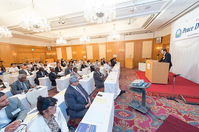 Japan-2014-07-02-21st Peace Diplomats Forum