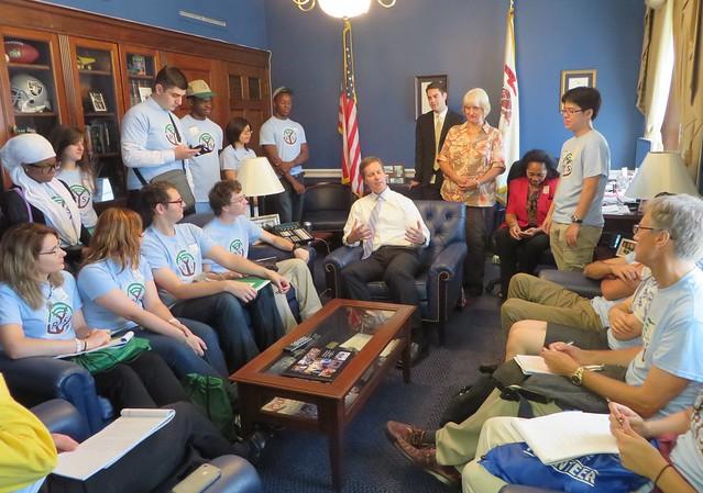 Washington DC-2014-07-21~24-Religious Youth Service