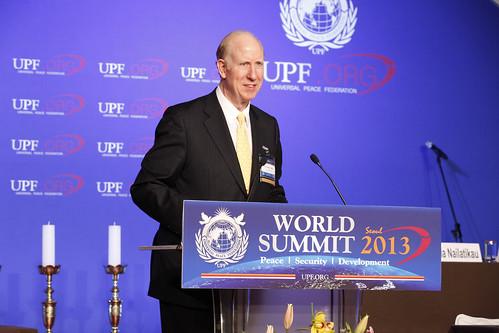 World Summit Plenary Session I - Feb 23, 2013