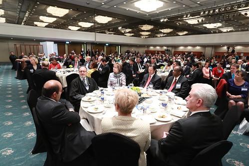 Korea World Summit Opening Banquet - Feb 22, 2013