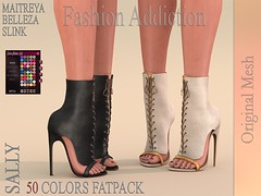 SALLY SHOES @ VANITY EVENT