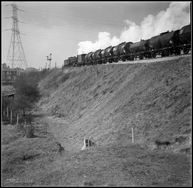 The Stourbridge to Birmingham (Snow Hill) line.
