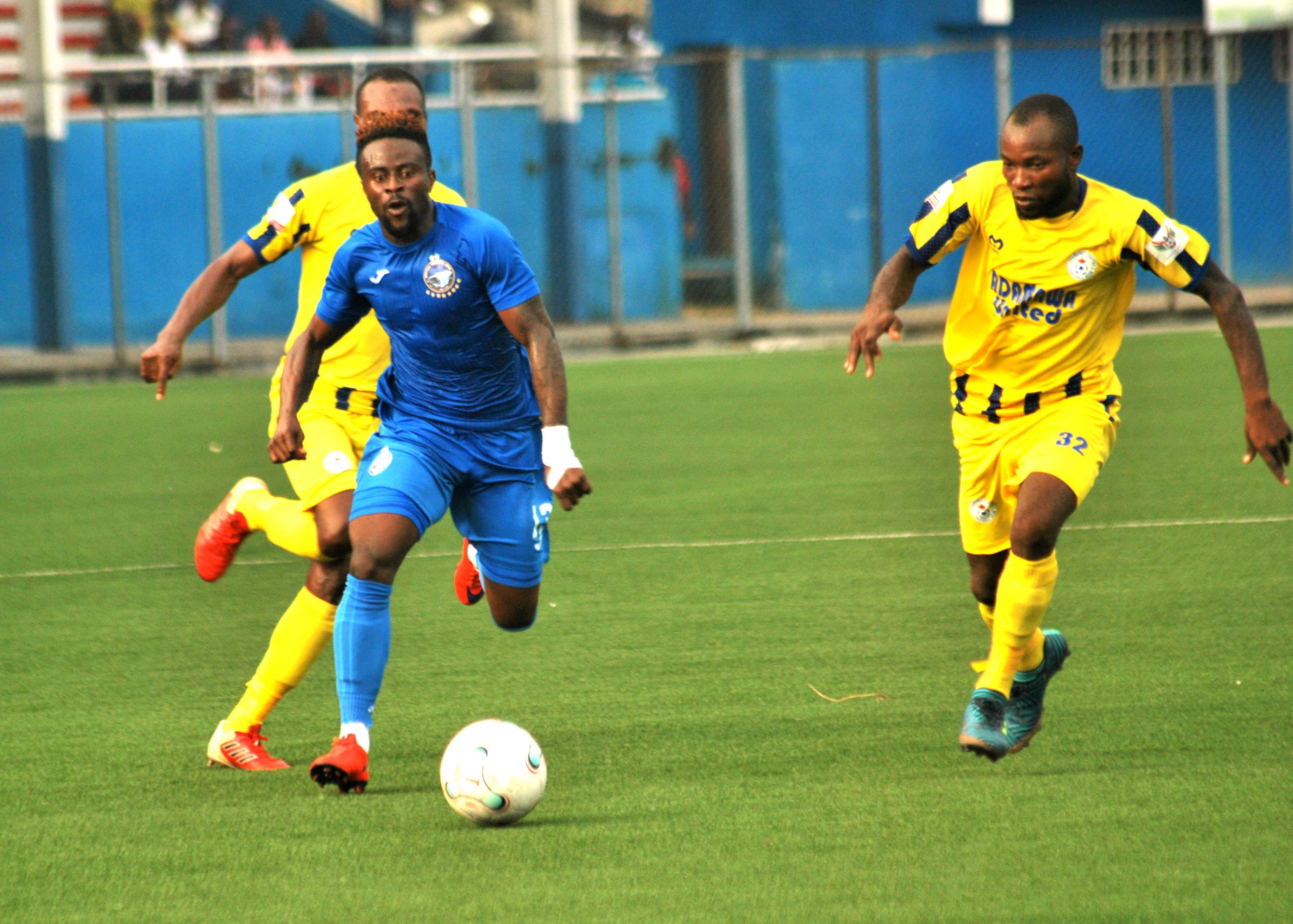 NPFL: Adamawa United beat visiting FC IfeanyiUbah thumbnail