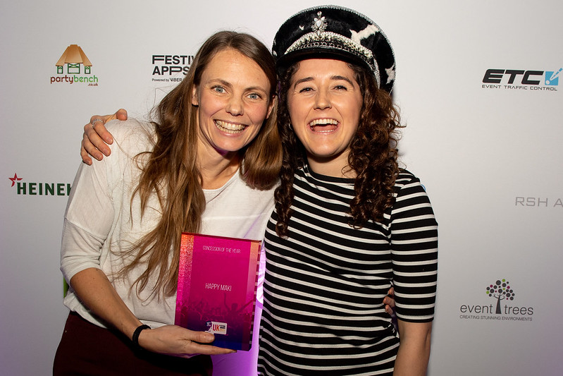 UK Festival Awards 2019 - Concession of the Year