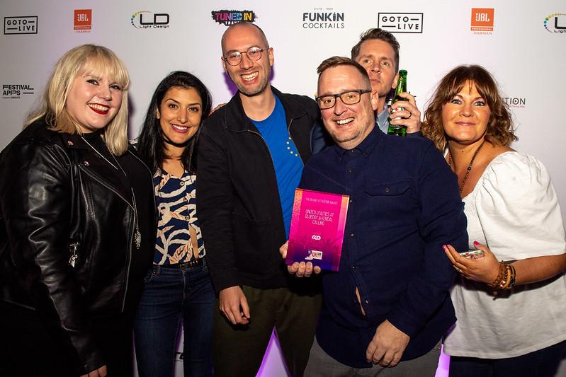 UK Festival Awards 2019 - Brand Activation