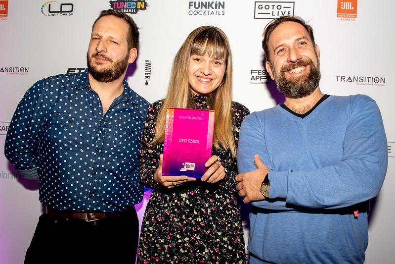 UK Festival Awards 2019 - Best Overeseas Festival