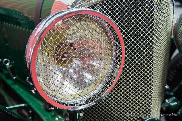 Bentley 6½ Litre - 1927