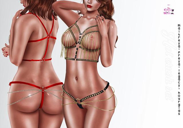 hot crush set at Fameshed X