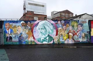 Belfast: Northumberland Street (Republican)