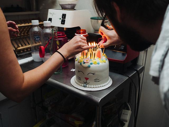 Ann's Birthday