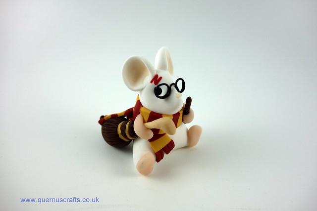 Little Harry Potter Mouse