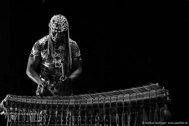 Aly Keïta: balafon