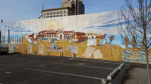 Downtown Albuquerque Mural