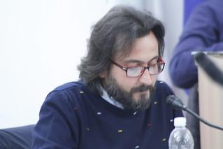 L'assessore Sandro Laera