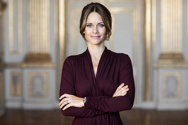 Prinses Sofia van Zweden - 35 jaar