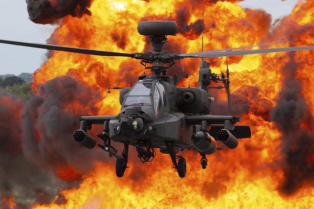 AAC Apache 2019 demo finale